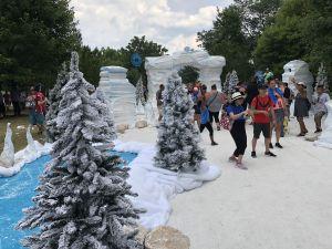 Pokemon Go Fest Glacial Habitat