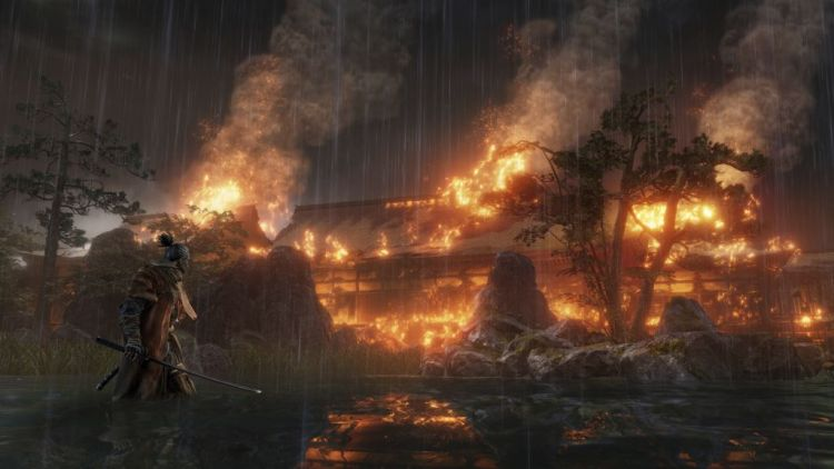 Sekiro: Shadows Die Twice Screenshot 02