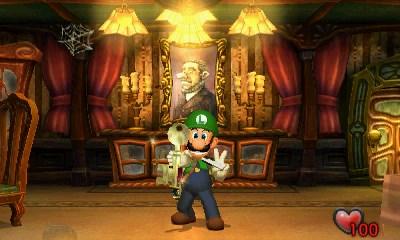 Luigi's Mansion Remake 3DS