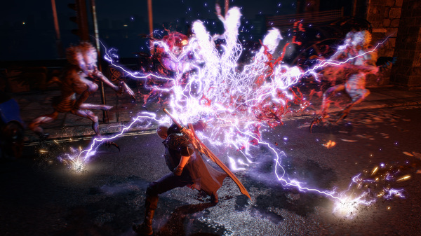 Devil May Cry 5 Devil Breakers.