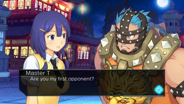 Blade Strangers review.
