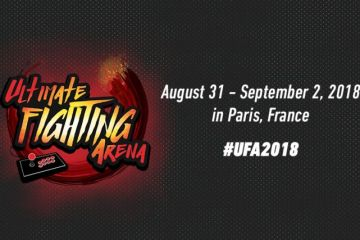 Ultimate Fighting Arena 2018.