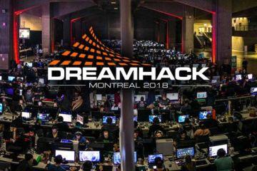 DreamHack Montreal 2018.