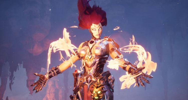 Darksiders III - She's on fire!
