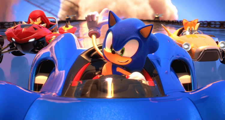 Team Sonic Racing delayed until May 21, 2019.
