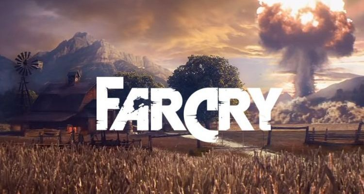 Far Cry reveal at games award show