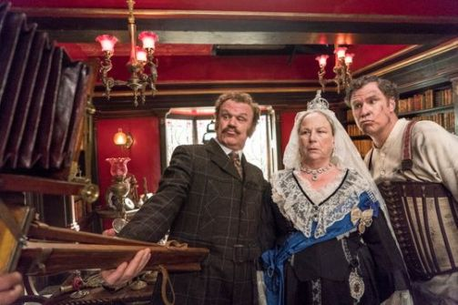 Holmes and Watson and Queen Victoria
