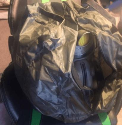 Fallout 76 CE nylon bag