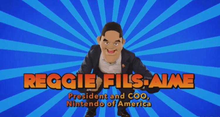 Reggie Fils-Aime Presiden of Nintendo of America