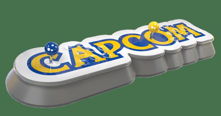 Capcom Home Arcade Stick