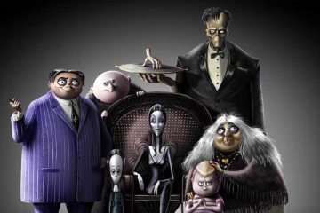 The Addam's Family