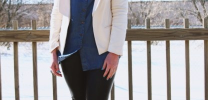 This Is How To Wear Winter Whites