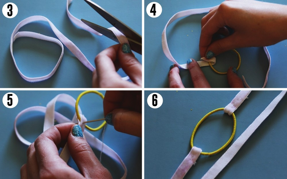 DIY Felt Star Headband ft. AnnyMay Craft Supplies   The Outfit Repeater