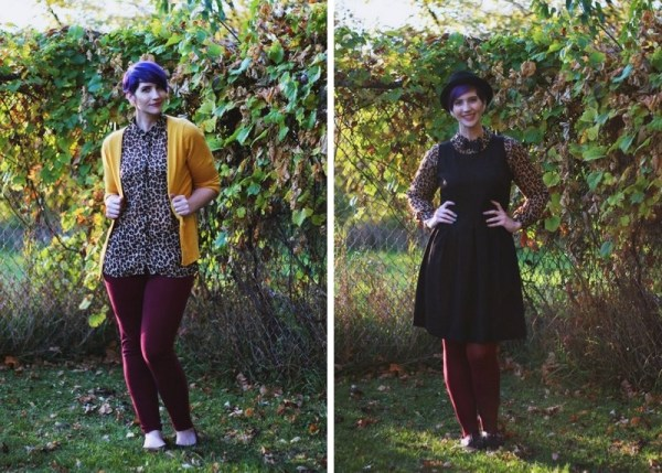 Double Dose of Leopard Print | The Outfit Repeater