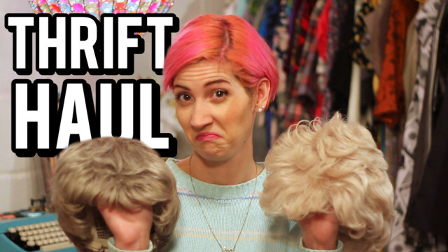 Big October Thrift Haul Video | The Outfit Repeater