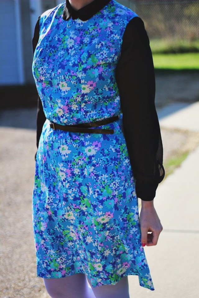 floral-mod-dress-magenta-hair-outfit-04