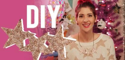 DIY Star Necklace Tutorial + Video
