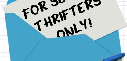What Thrifting Is REALLY Like!