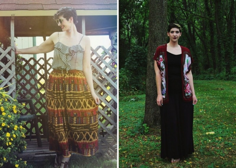 maxi dresses and skirts summer outfits inspiration