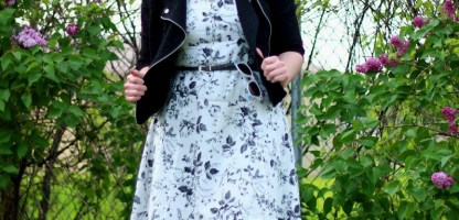 What I Wore To An Outdoor Wedding