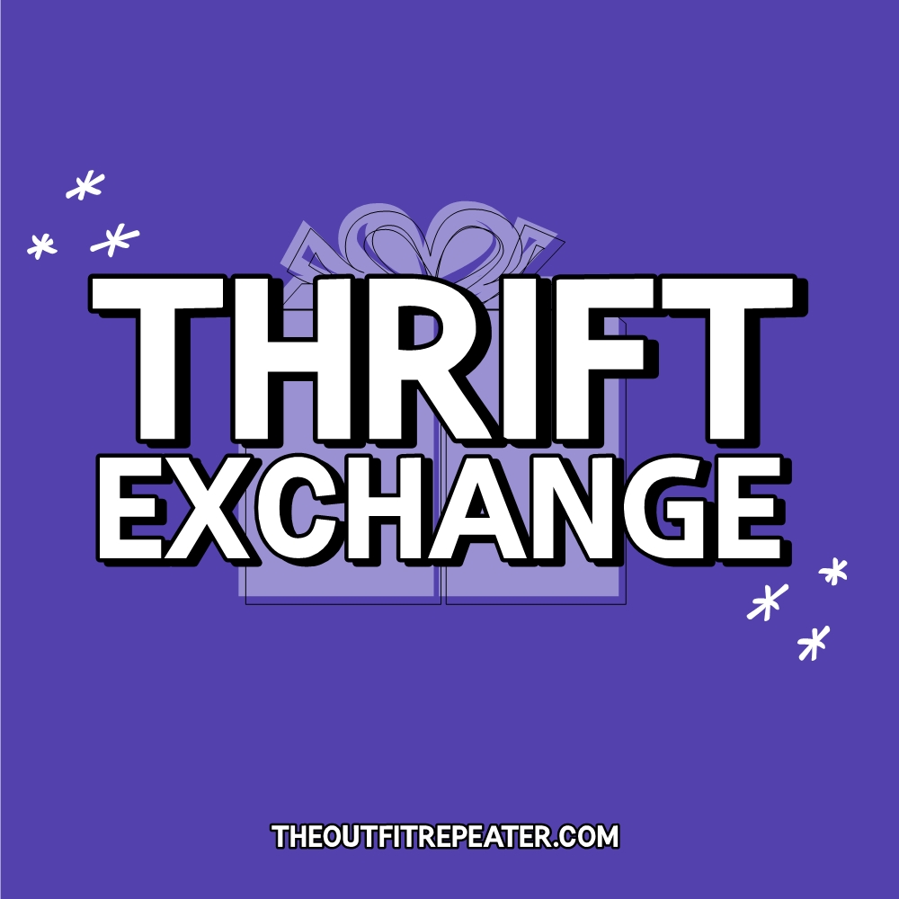 A Thrift Exchange Unboxing w/ Kristina of The Eyre Effect
