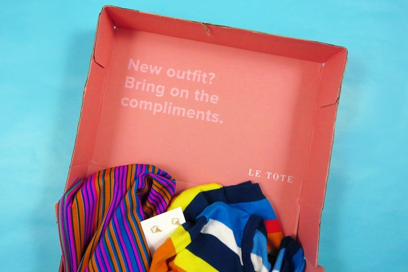 An Honest, Unpaid Le Tote Review | Fashion Rental Service
