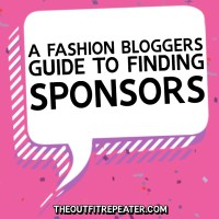 A Fashion Bloggers Guide To Finding Brands To Collaborate With