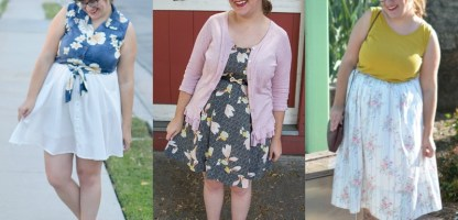 Thrifted Outfit Inspiration for Summer