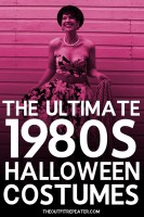 The Ultimate 1980s Halloween Costume Round-Up
