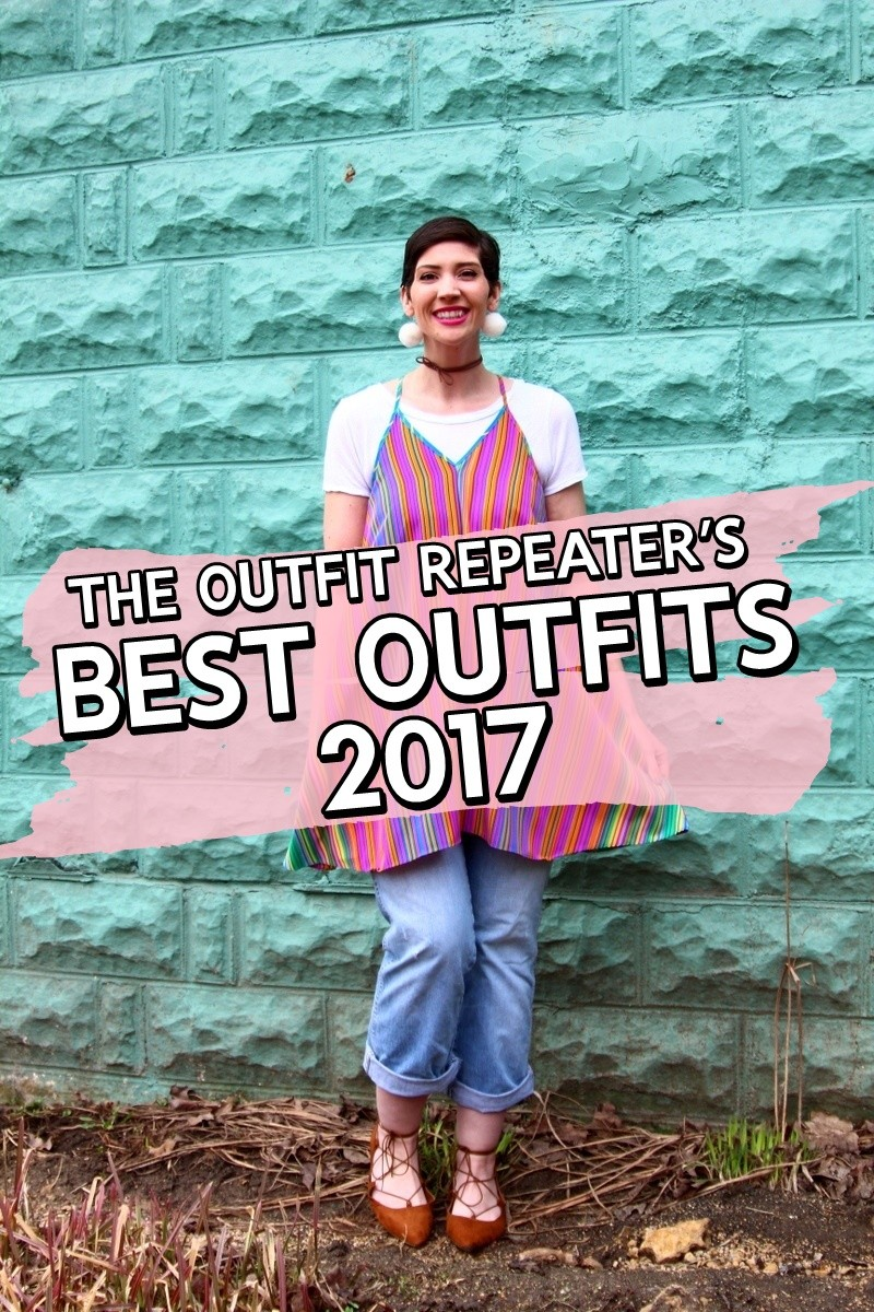 hannah rupp the outfit repeater best outfits 2017