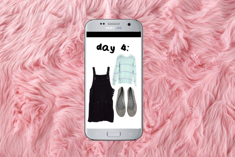 the outfit repeater hannah rupp Winter Capsule Wardrobe Challenge: Day 4