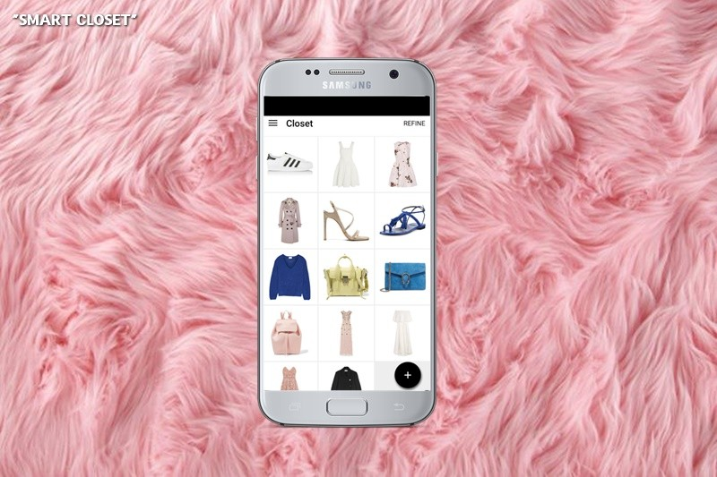 the outfit repeater hannah rupp outfit planning review apps smart closet android phone
