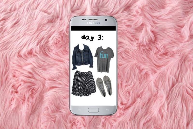 Winter Capsule Wardrobe Challenge: Day 3