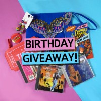 Birthday Giveaway + LIVE Thrift Haul Announcement!