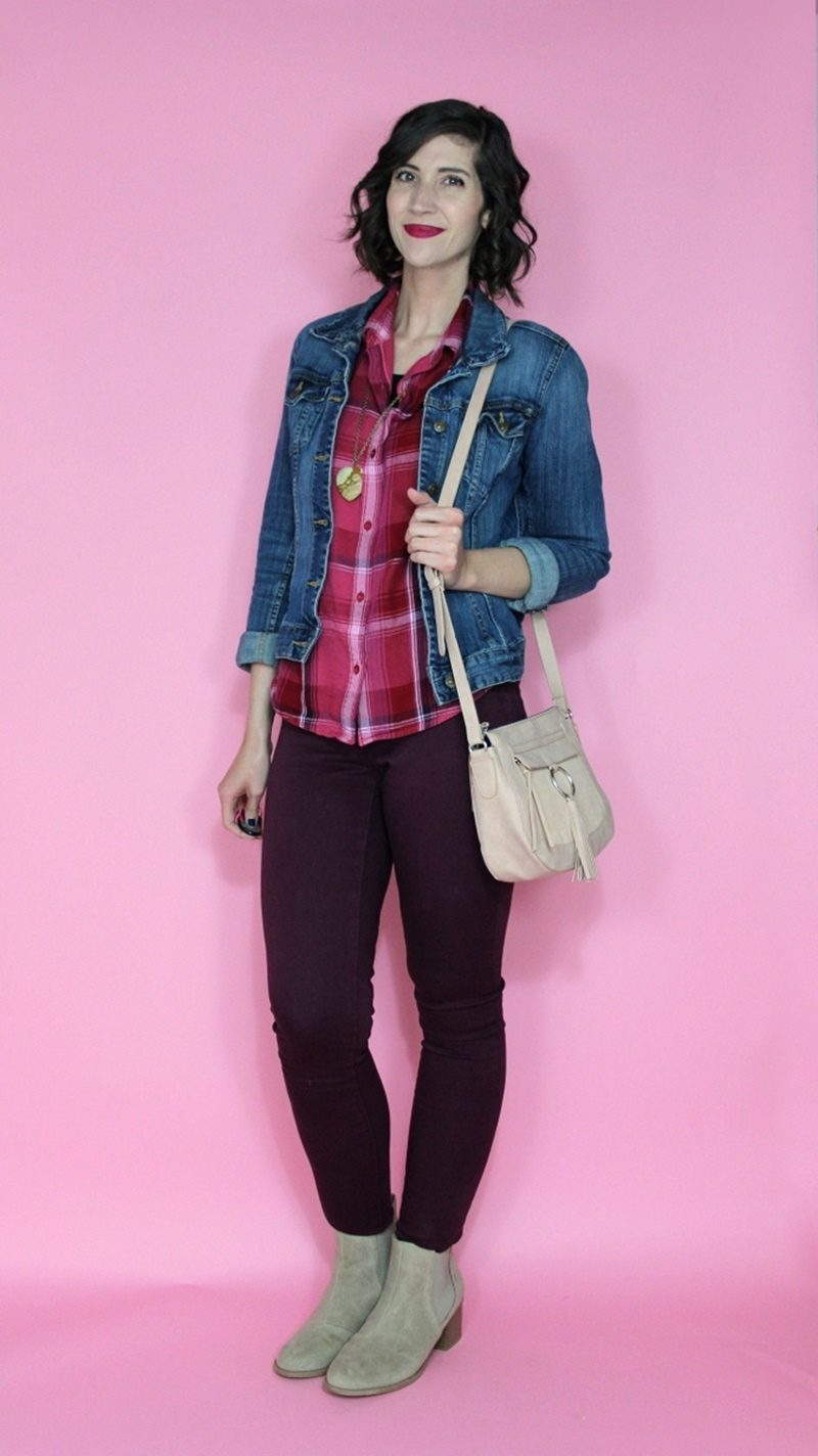 what i wore this week 7 day outfit challenge fashion hannah rupp repeater