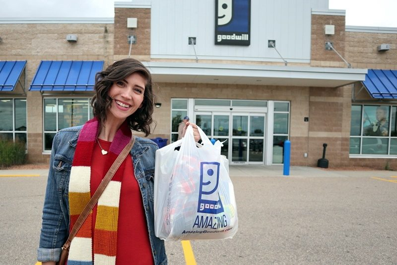 best wisconsin thrift stores hannah rupp the outfit repeater goodwill beaver dam