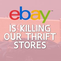 eBay Is Killing Our Thrift Stores