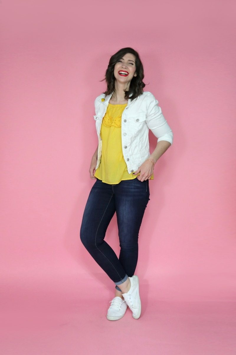 maurices stylist trendy work wear outfits spring fashion hannah rupp