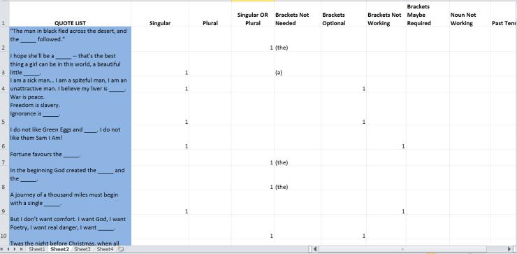 Action Card Spreadsheet 2