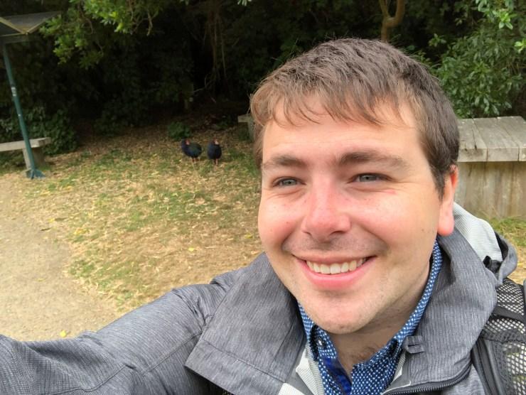 Me and my Takahe buds