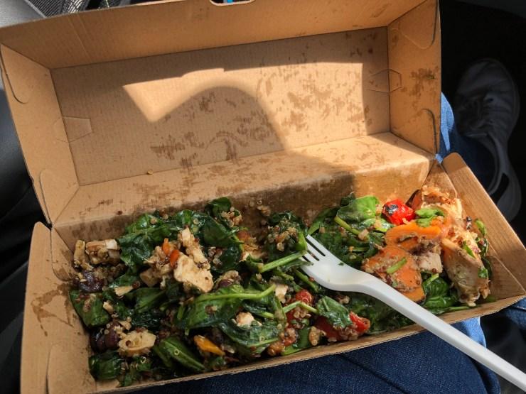 Jerk Chicken Salad - The Goodlife Superfood Co, Auckland