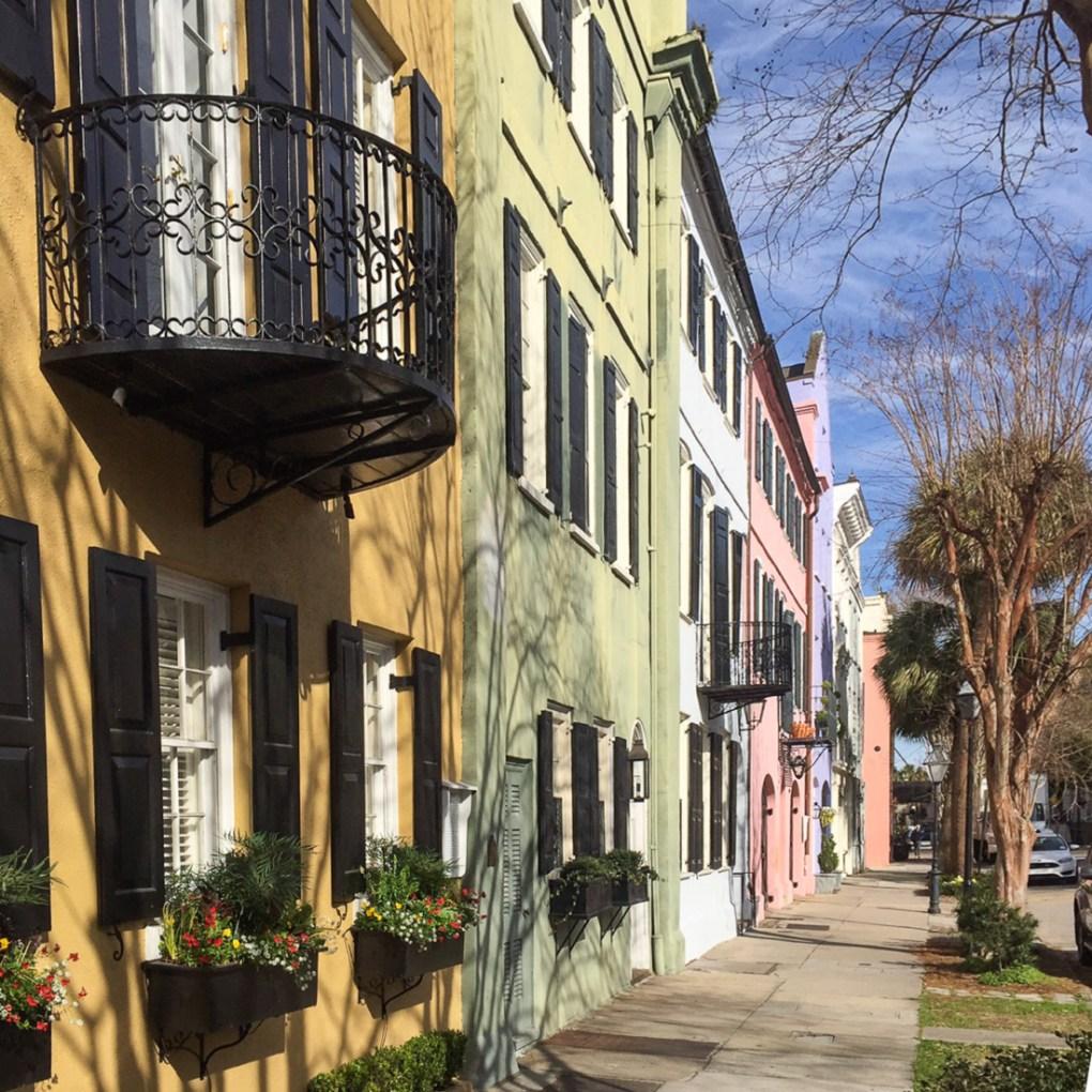 Charleston Weekend Getaway - The Outside & In
