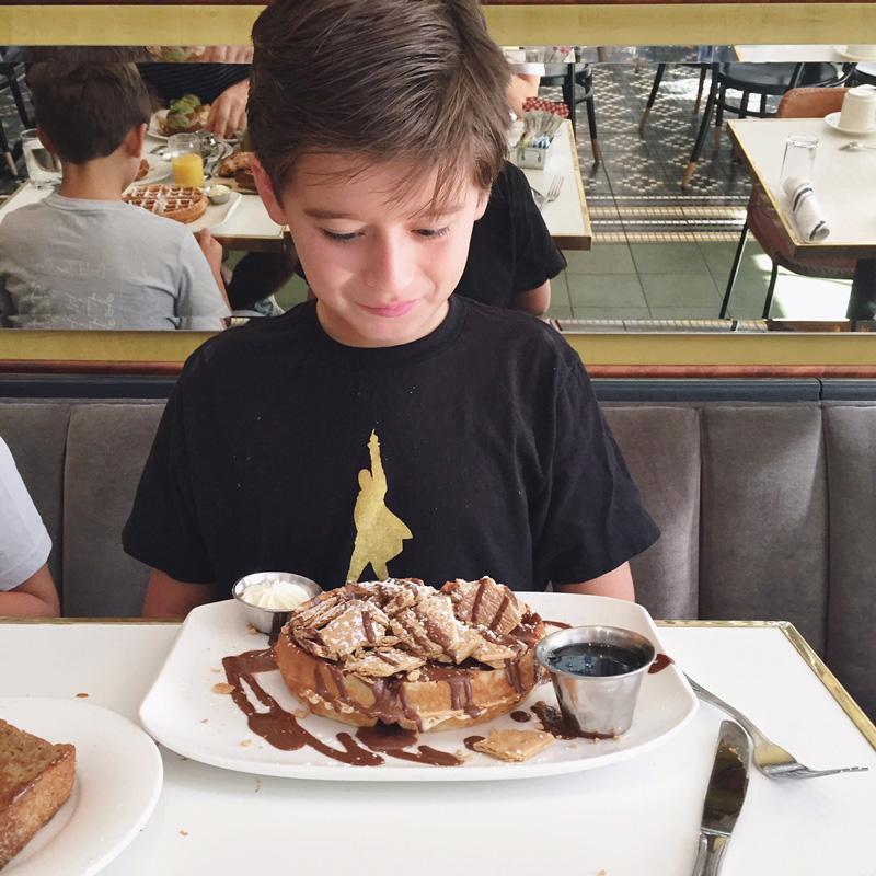 A Hamilton Chicago Birthday Surprise
