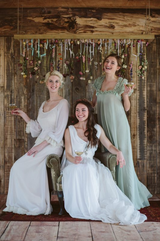 Eco Friendly Gowns by Real Green Dress