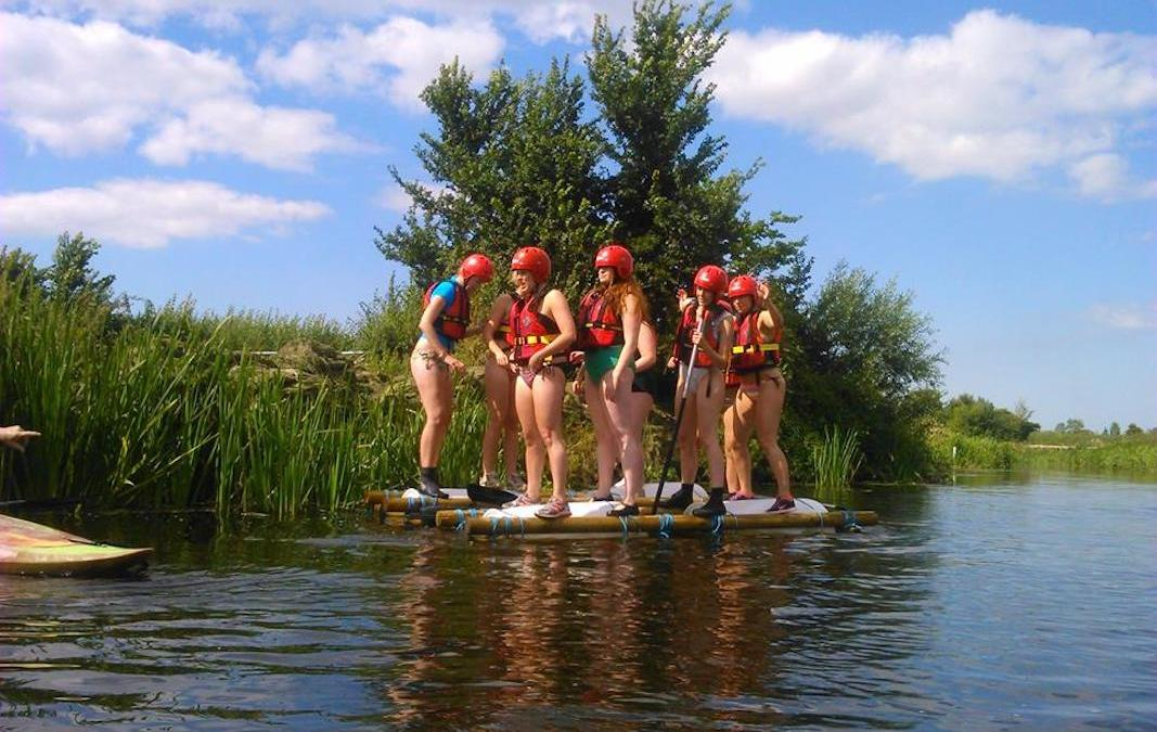 6 Unusual Hen Party Activities for outdoorsy brides