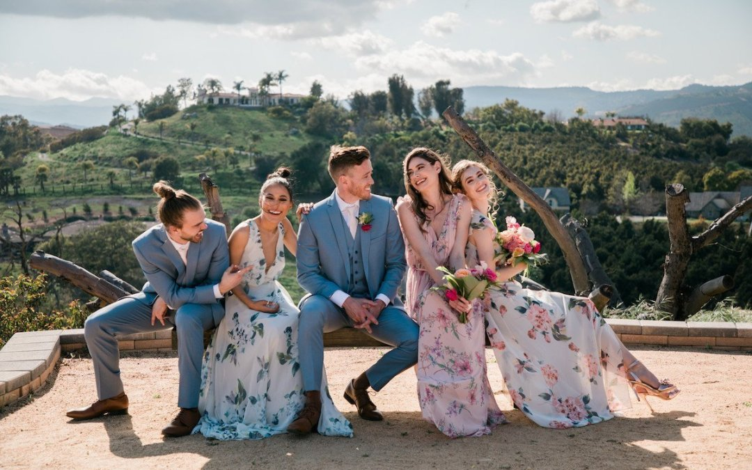 Emerald Peak Wedding Inspiration, Temecula