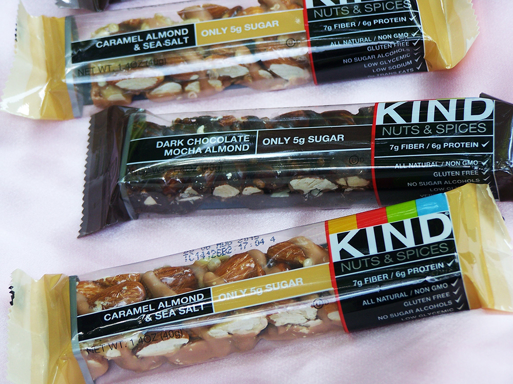 KIND Nuts & Spices – NEW Flavors! Review