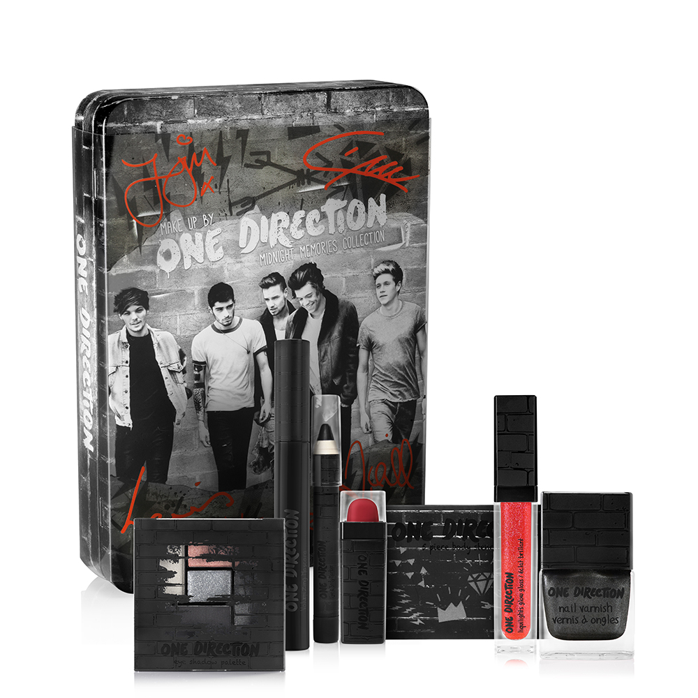 Makeup by One Direction Giveaway! #makeupby1D #thelookscollection #markwins