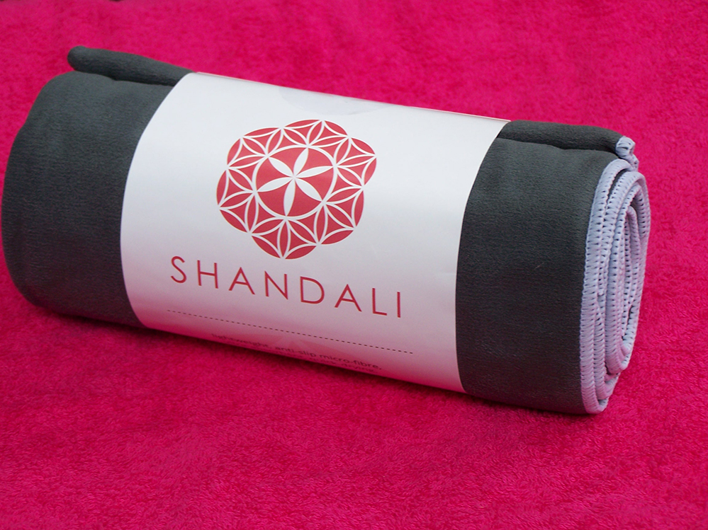 Hot Yoga Towel from Shandali Review