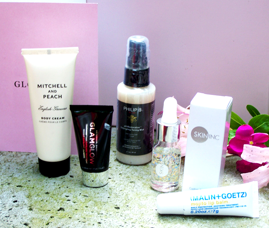 July Glossybox Unboxing!